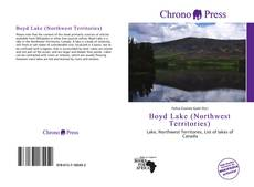 Bookcover of Boyd Lake (Northwest Territories)