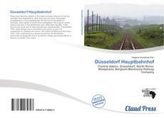 Düsseldorf Hauptbahnhof kitap kapağı