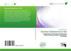 Bookcover of German Submarine U-183