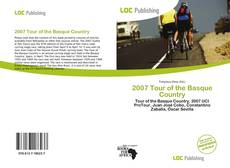 Bookcover of 2007 Tour of the Basque Country