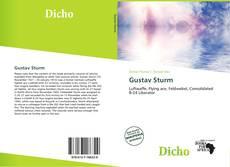 Bookcover of Gustav Sturm