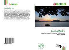 Bookcover of Lac La Martre
