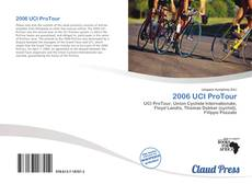 Bookcover of 2006 UCI ProTour