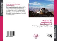 Buchcover von Château de Montboissier (Montboissier)