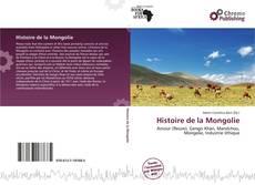 Couverture de Histoire de la Mongolie