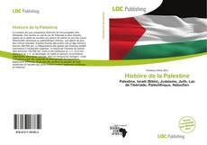 Bookcover of Histoire de la Palestine