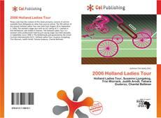 Capa do livro de 2006 Holland Ladies Tour