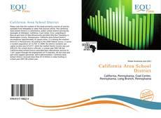Bookcover of California Area School District