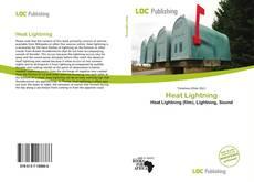 Heat Lightning kitap kapağı