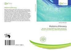 Couverture de Histoire d'Annecy