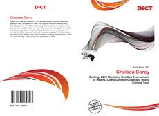 Bookcover of Chelsea Carey