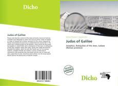 Borítókép a  Judas of Galilee - hoz