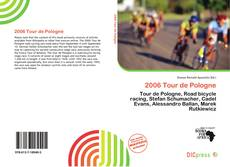 Bookcover of 2006 Tour de Pologne