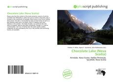 Bookcover of Chocolate Lake (Nova Scotia)