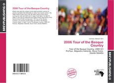 Bookcover of 2006 Tour of the Basque Country