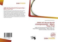 Buchcover von 2006 UCI Road World Championships – Men's Time Trial