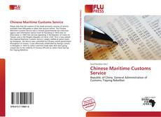 Bookcover of Chinese Maritime Customs Service