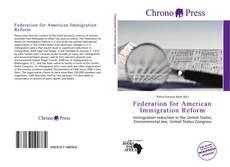 Copertina di Federation for American Immigration Reform
