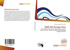 Bookcover of 2005 UCI Europe Tour