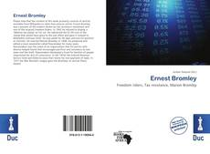 Bookcover of Ernest Bromley