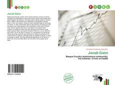 Bookcover of Jacob Gaón