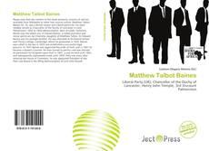 Bookcover of Matthew Talbot Baines