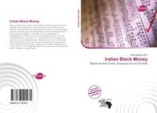 Bookcover of Indian Black Money