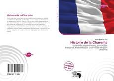 Couverture de Histoire de la Charente