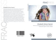 Bookcover of Elizabeth (Given Name)
