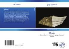 Обложка Eliezer