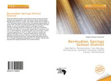 Bermudian Springs School District的封面