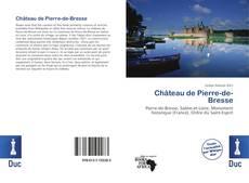 Bookcover of Château de Pierre-de-Bresse