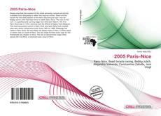2005 Paris–Nice kitap kapağı