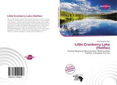 Bookcover of Little Cranberry Lake (Halifax)