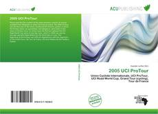 Bookcover of 2005 UCI ProTour