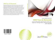 Bookcover of 2005 Tour de Romandie