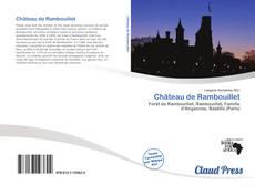 Couverture de Château de Rambouillet