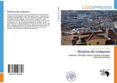 Couverture de Histoire de Lisbonne