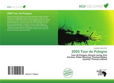 Bookcover of 2005 Tour de Pologne