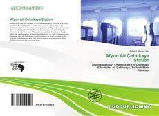 Bookcover of Afyon Ali Çetinkaya Station