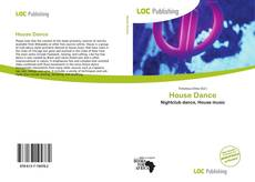 Bookcover of House Dance