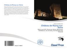 Обложка Château de Rosny-sur-Seine