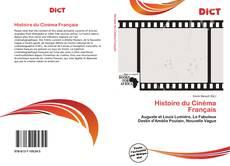 Bookcover of Histoire du Cinéma Français