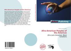 Обложка Afro-American Peoples of the Americas