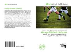 Buchcover von George Mitchell (Referee)