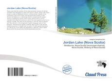 Jordan Lake (Nova Scotia)的封面