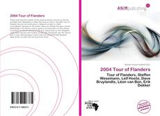 Portada del libro de 2004 Tour of Flanders
