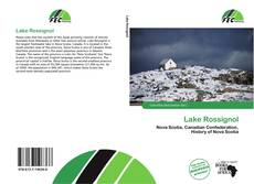 Bookcover of Lake Rossignol