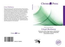 Couverture de Lloyd Mullaney
