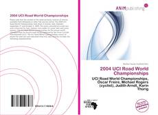 Bookcover of 2004 UCI Road World Championships